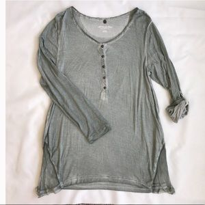 Soft Surroundings Tunic Long Sleeve Top